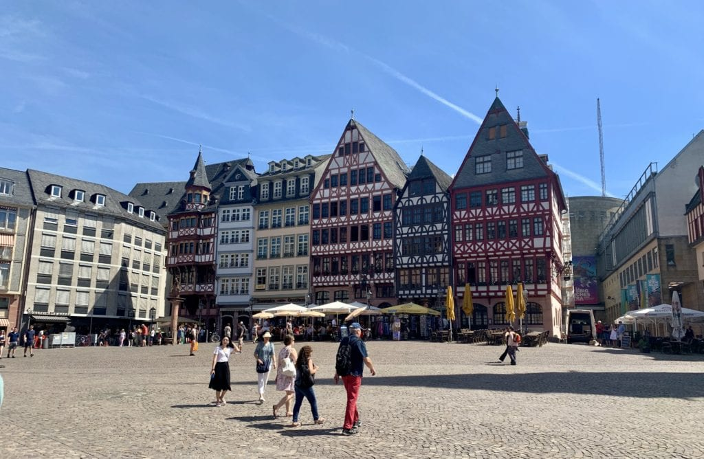 Frankfurt - história, curiosidades e principais atrações turísticas