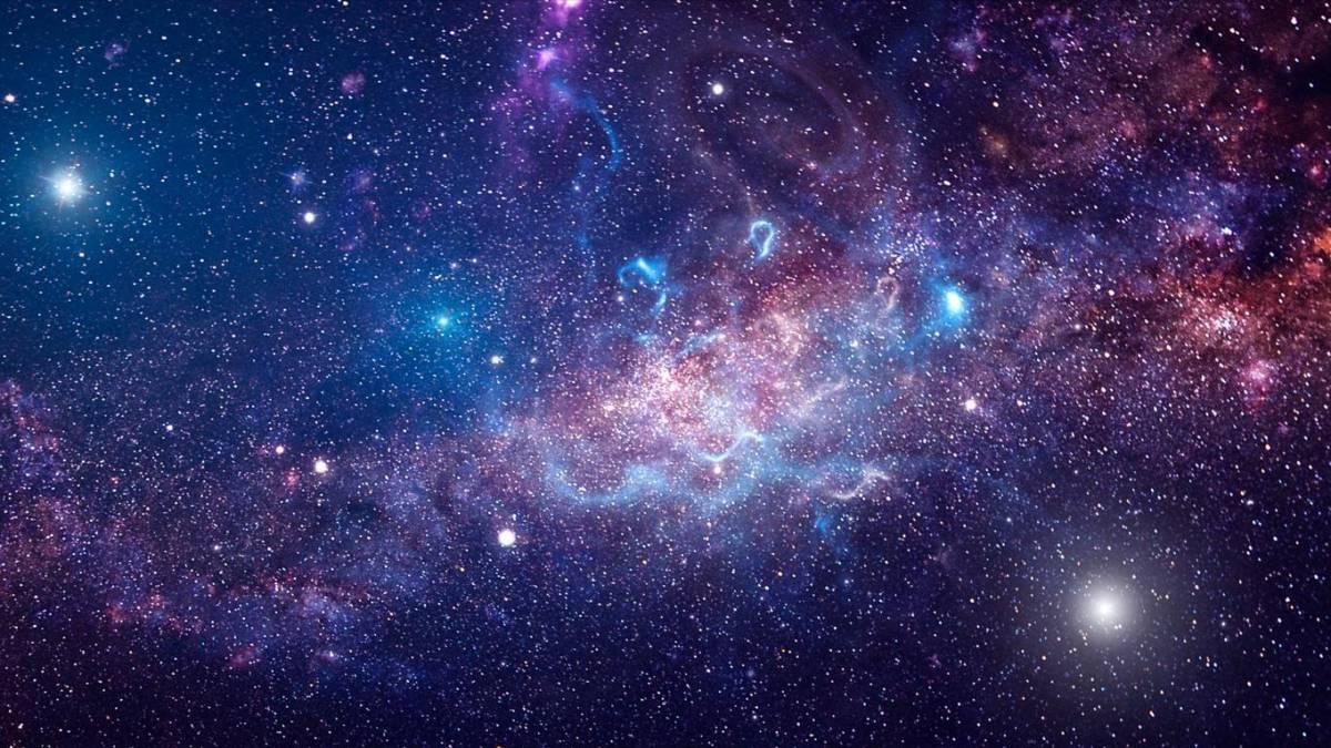Galáxia Andrômeda - a grande devoradora de galáxias