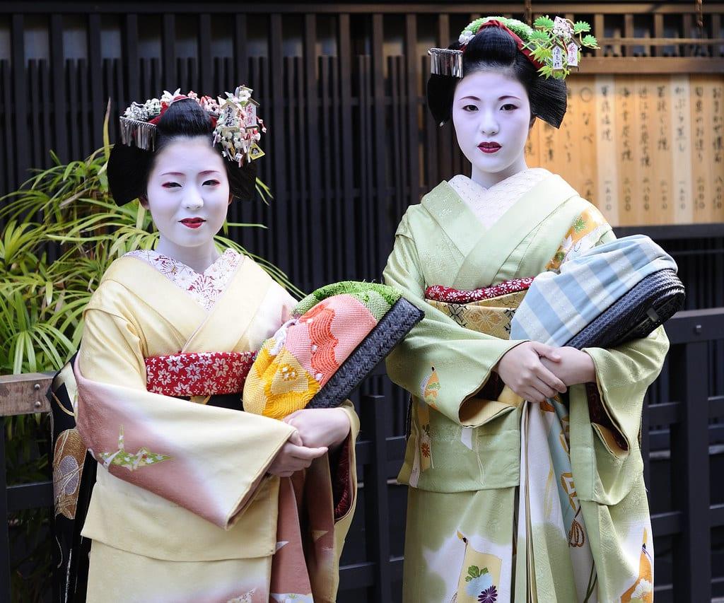 Gueixas - Mitos e verdades desse grande símbolo da cultura japonesa