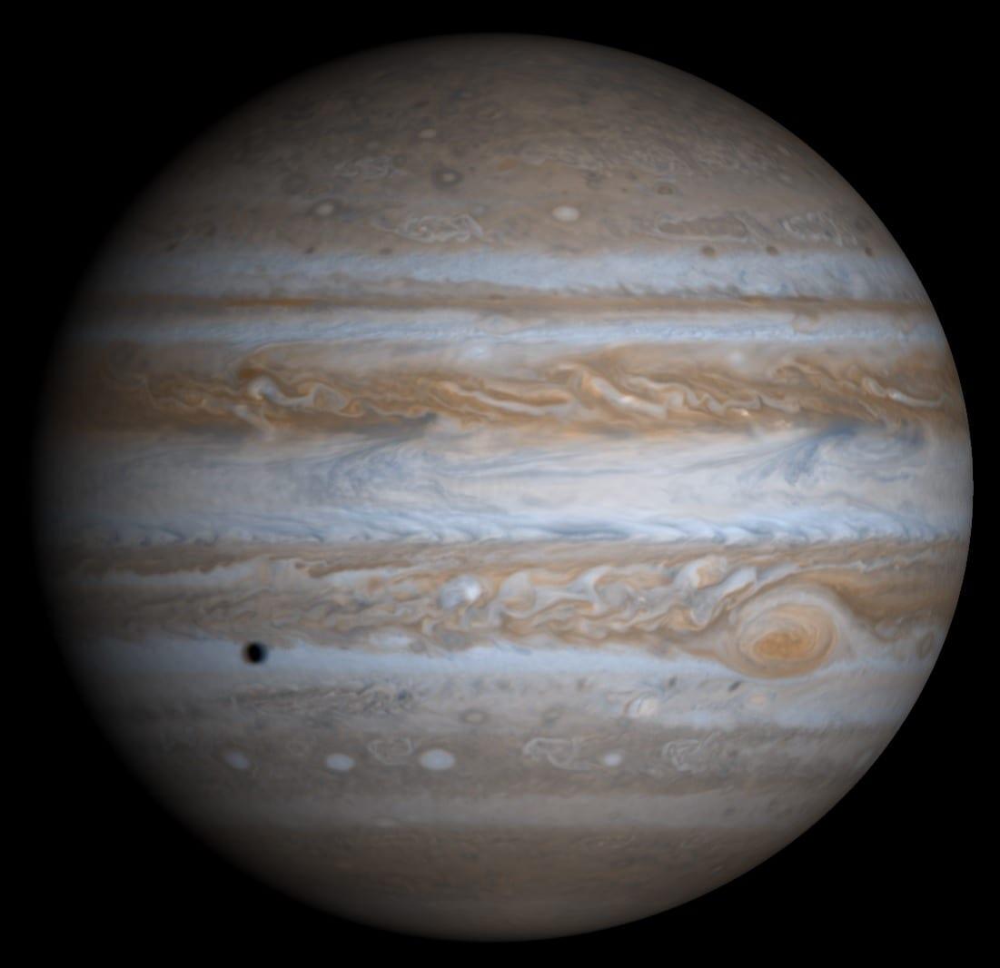 Júpiter - Características do maior planeta do sistema solar