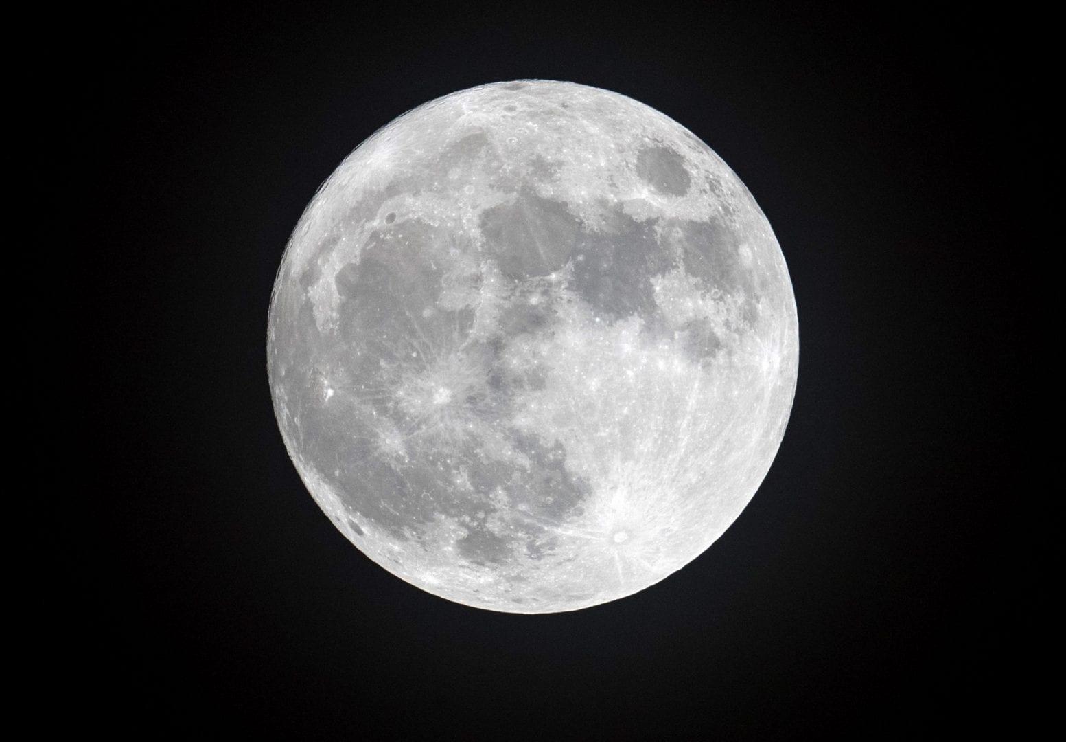 Lua - Fases do satélite natural da terra e curiosidades