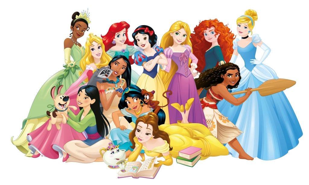 Princesas da Disney – Conheça as princesas que todos amam