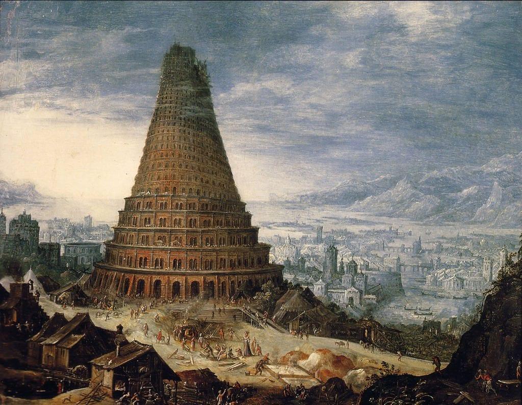 Torre de Babel – Mito ou verdade? Existem registros históricos?