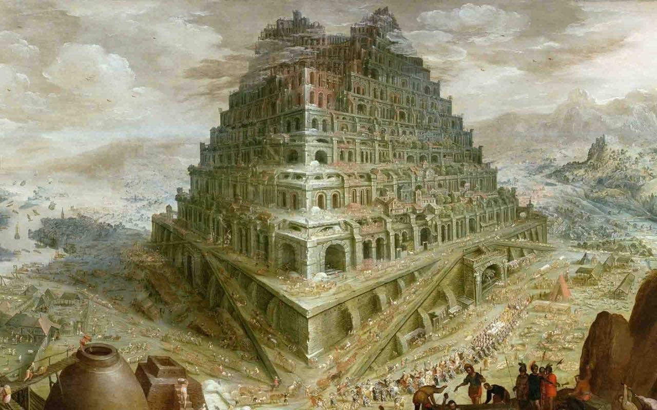 Torre de Babel - mito ou verdade? Existem registros históricos?