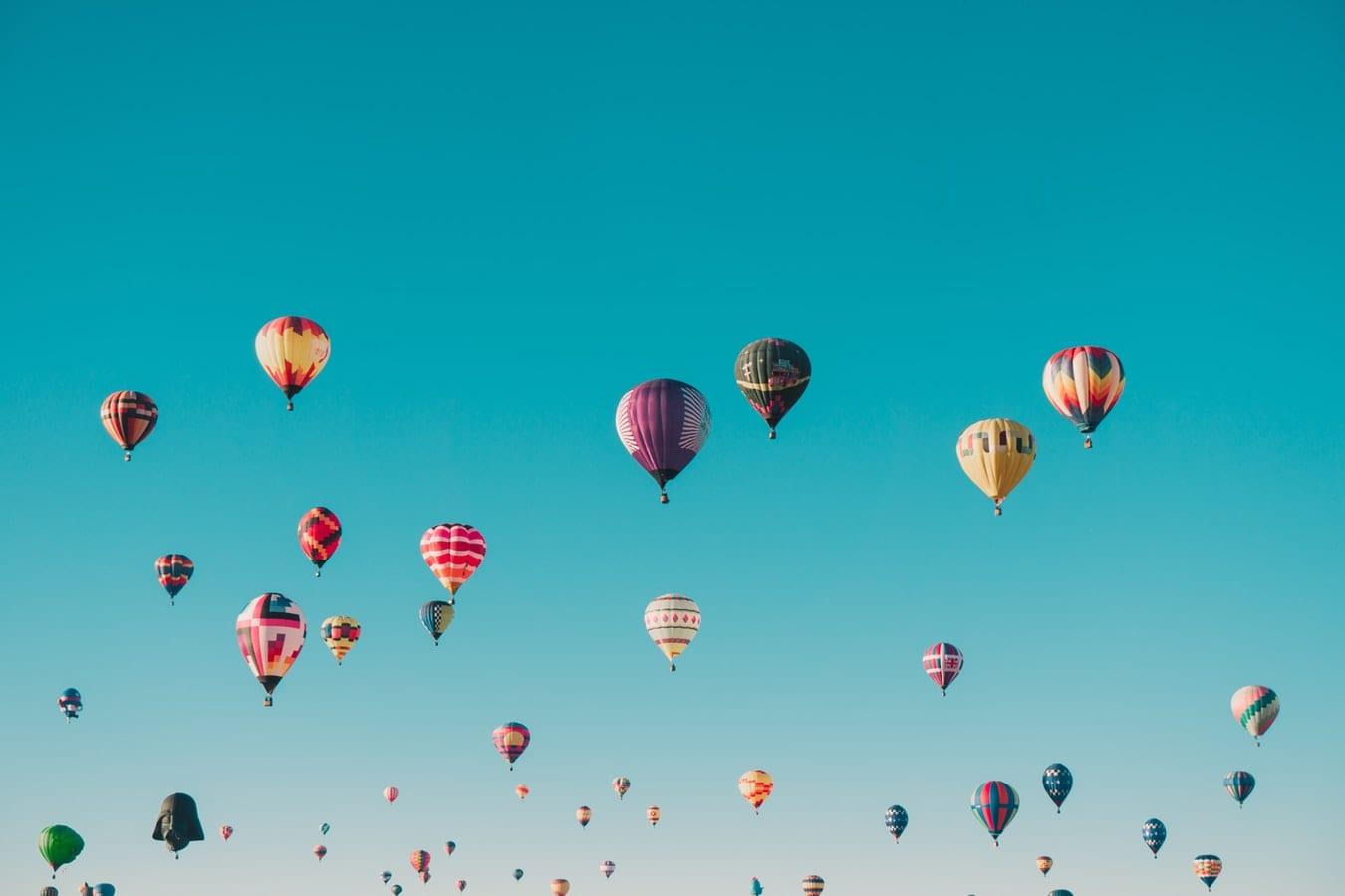 Balão de ar quente - como surgiu e como é controlado durante o voo