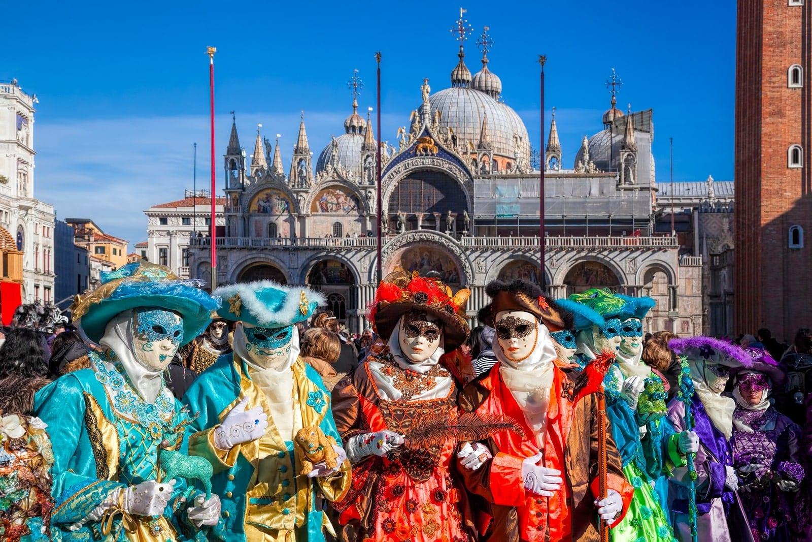 Carnaval de Veneza - Origem, história, características e atrações