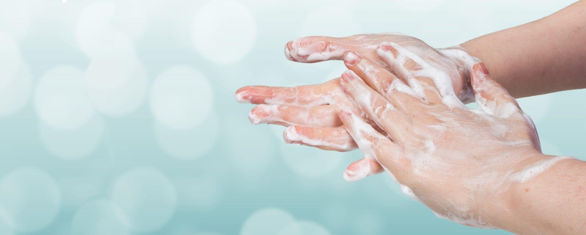 Como lavar as mãos - passo a passo para ter uma boa higienização