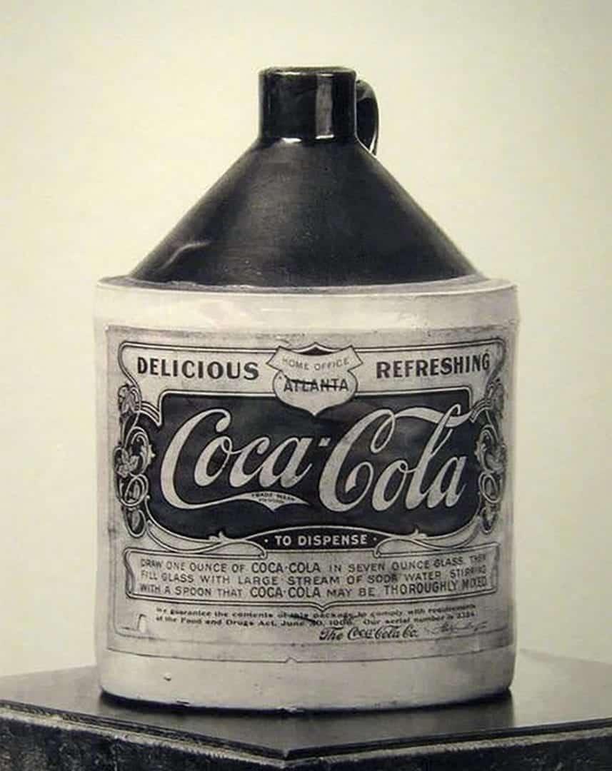 História da Coca-Cola - a marca mais conhecida do mundo