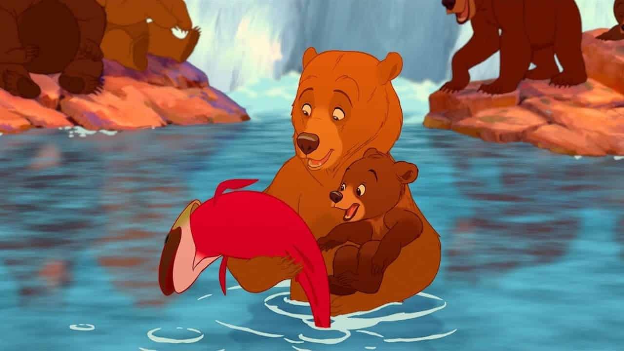 Irmão Urso - história, moral e curiosidades deste incrível filme