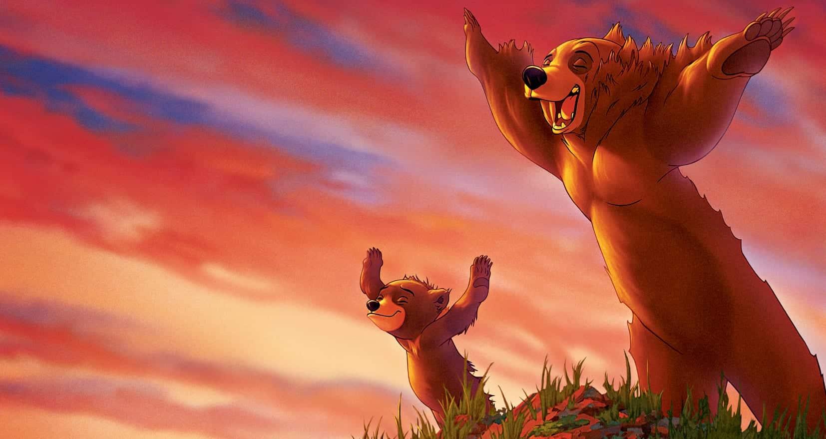 Irmão Urso - História e curiosidades sobre a animação