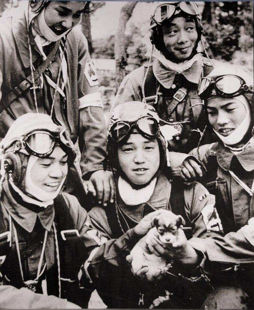 Kamikaze - os pilotos de aviões suicidas do Japão