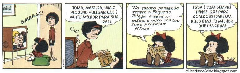 Mafalda - a personagem da HQ argentina que ganhou o mundo