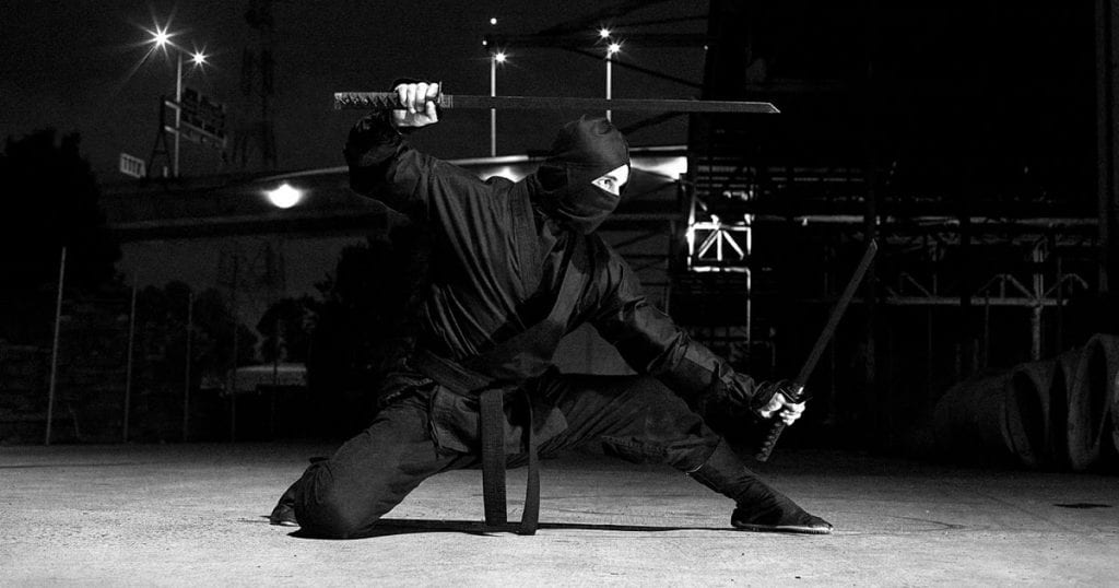 Ninjas – Quem são, origem histórica, mitos e verdades