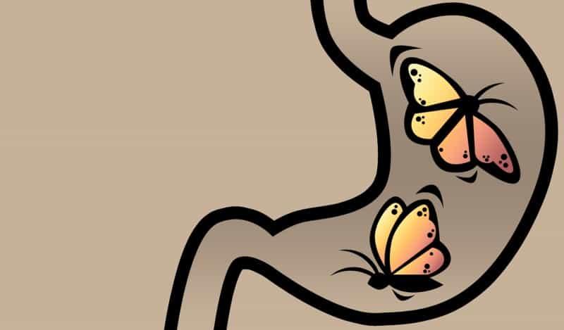 Frio na barriga - Porque sentimos quando ficamos nervosos?
