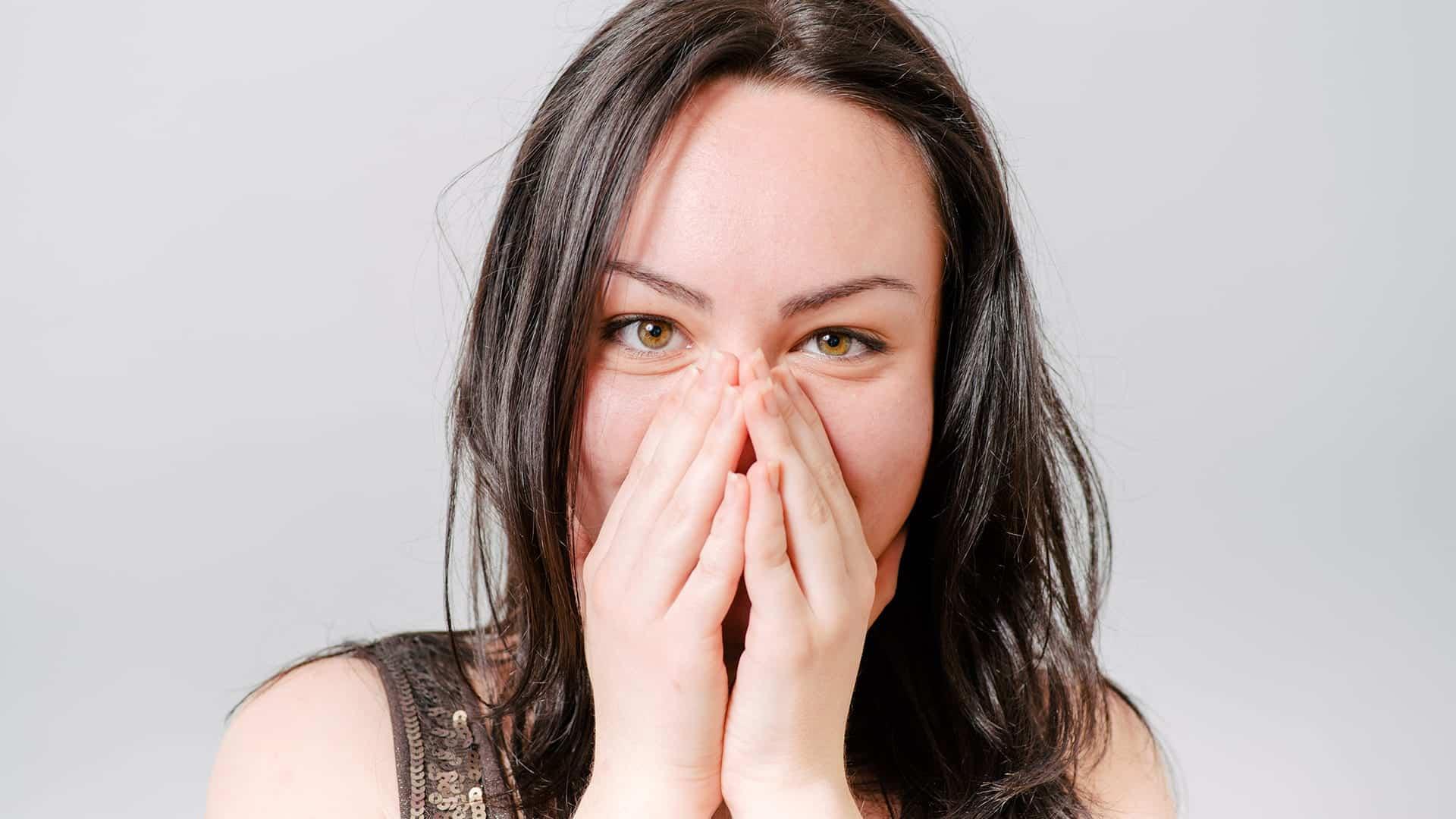 Porque sentimos frio na barriga quando ficamos nervosos?