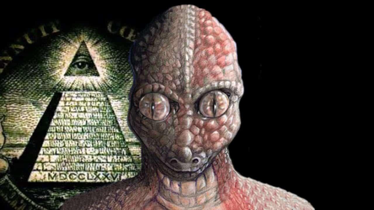 Reptilianos - o que são? De onde vieram? Onde vivem?