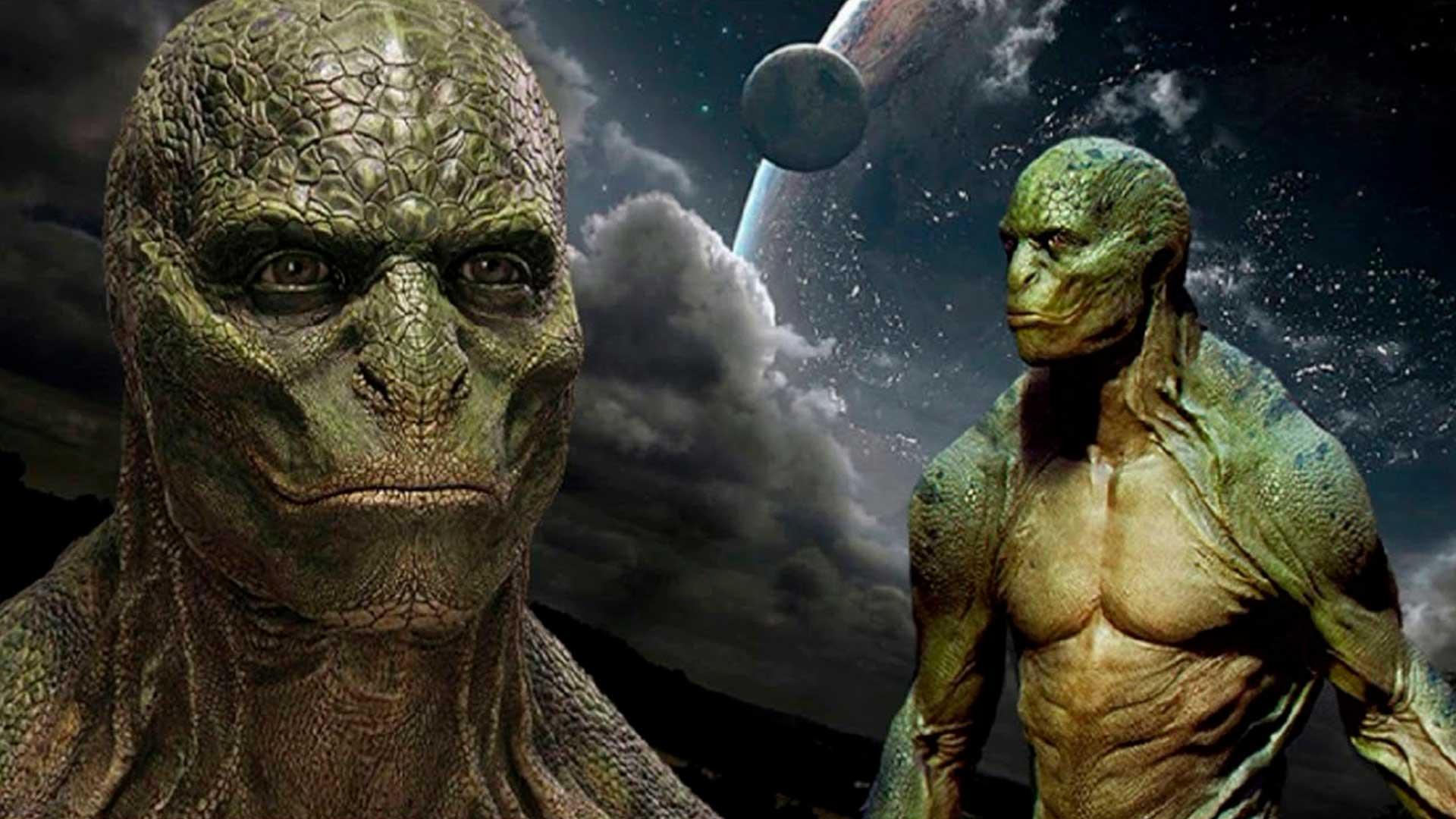 Reptilianos - O que são, de onde vieram e onde vivem