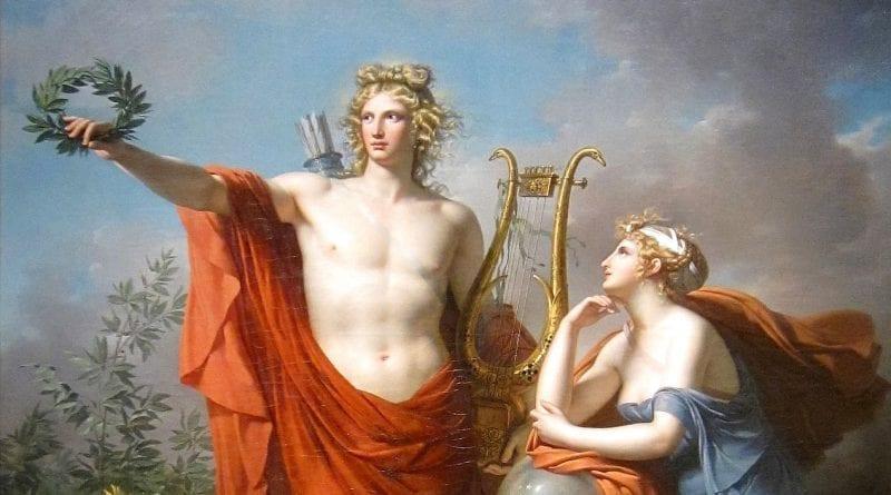 Apolo - origem, características e lendas do deus grego do Sol