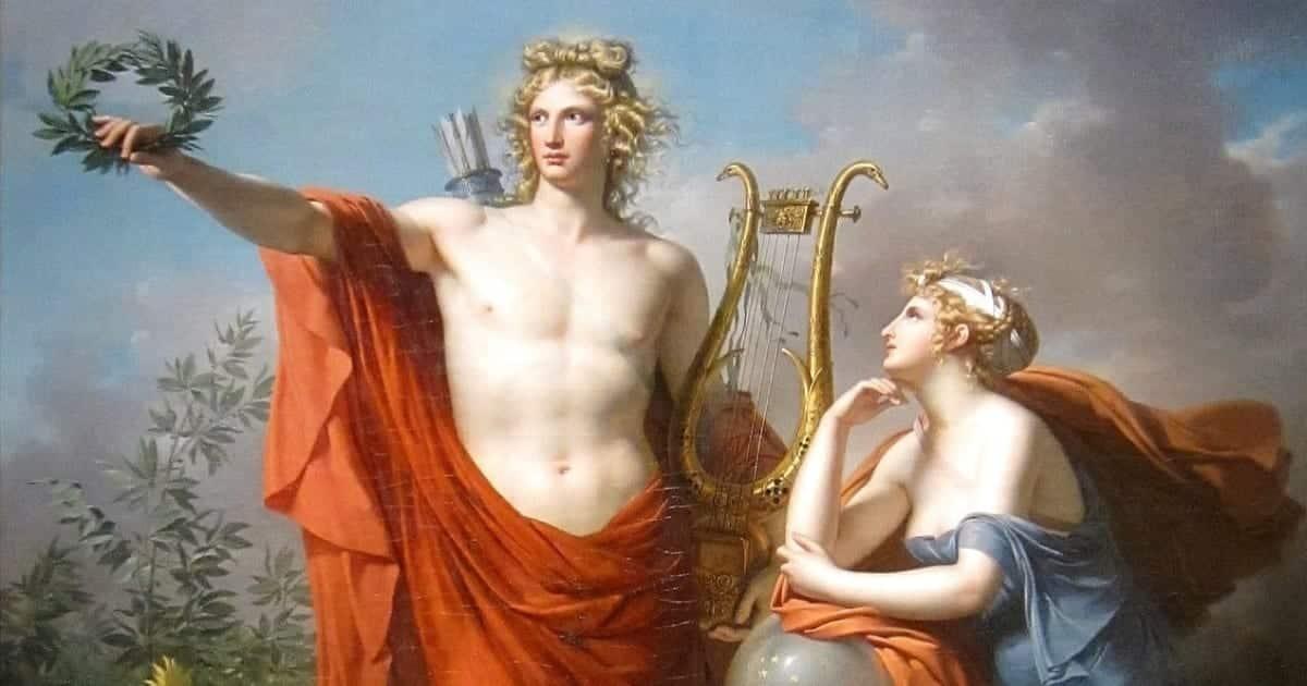 Apolo - Quem é, origem, características e lendas do deus grego