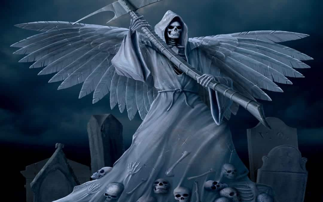 Azrael - A lenda do arcanjo chamado de Anjo da Morte