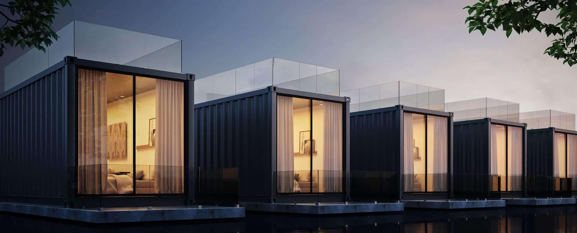 Casa de container - o que é, preços, valores e exemplos