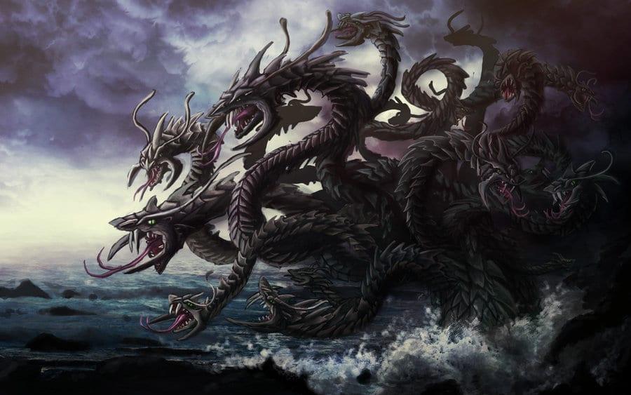Criaturas Mitológicas - 16 monstros fantásticos e suas habilidades