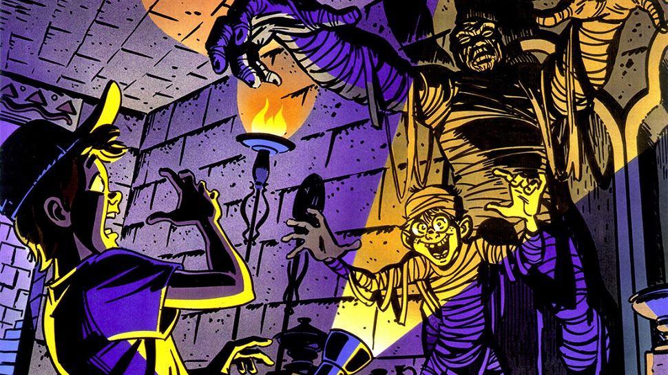 Desenhos de Terror – 12 séries animadas de causar arrepios na espinha