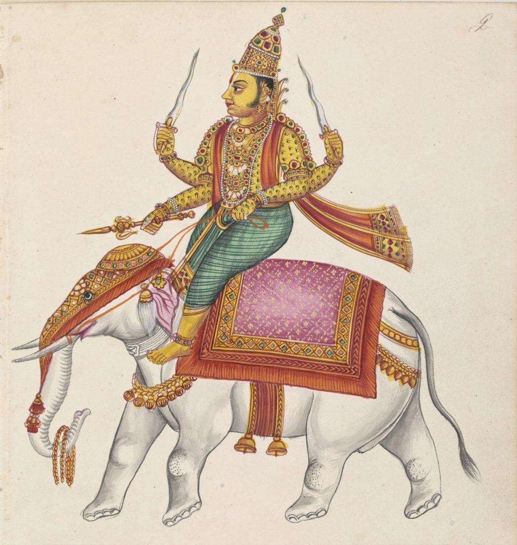 Deuses indianos - Deuses e deusas antigas do Hinduísmo