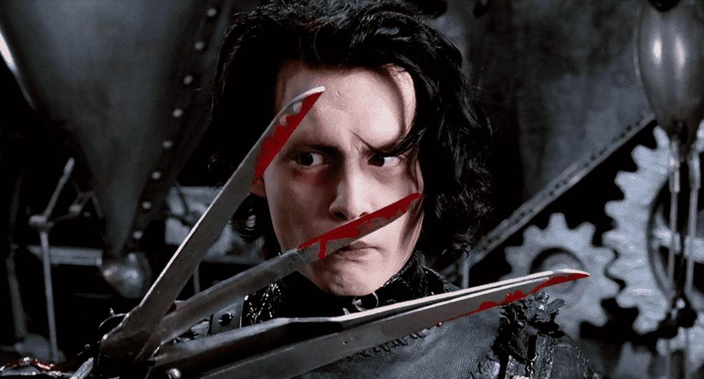 Edward Mãos de Tesoura – 11 curiosidades sobre o clássico de Tim Burton