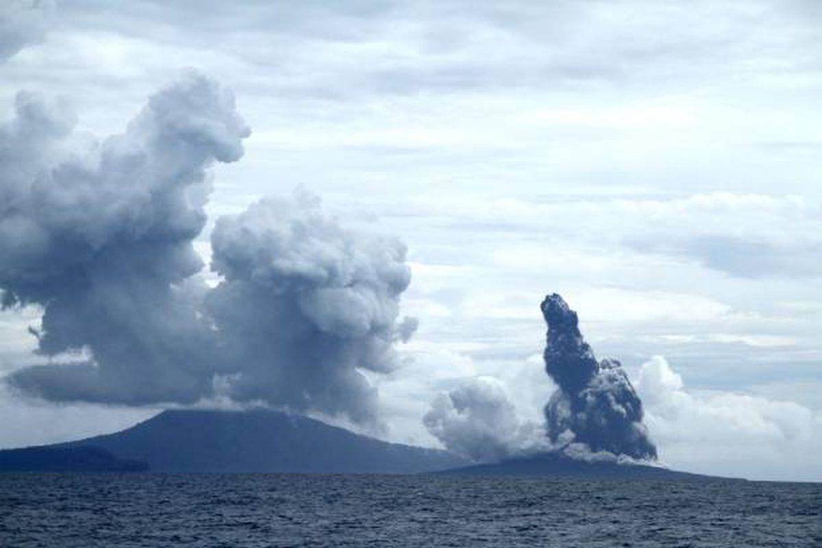Krakatoa - História do vulcão que destruiu uma ilha na Indonésia