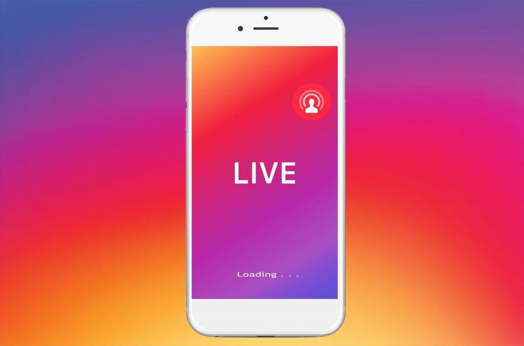 Live no Instagram – O que é, como fazer e dicas para colocar em prática