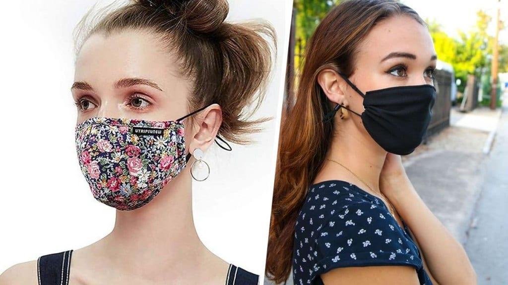 Máscara caseira - Aprenda a fazer uma máscara sem sair de casa