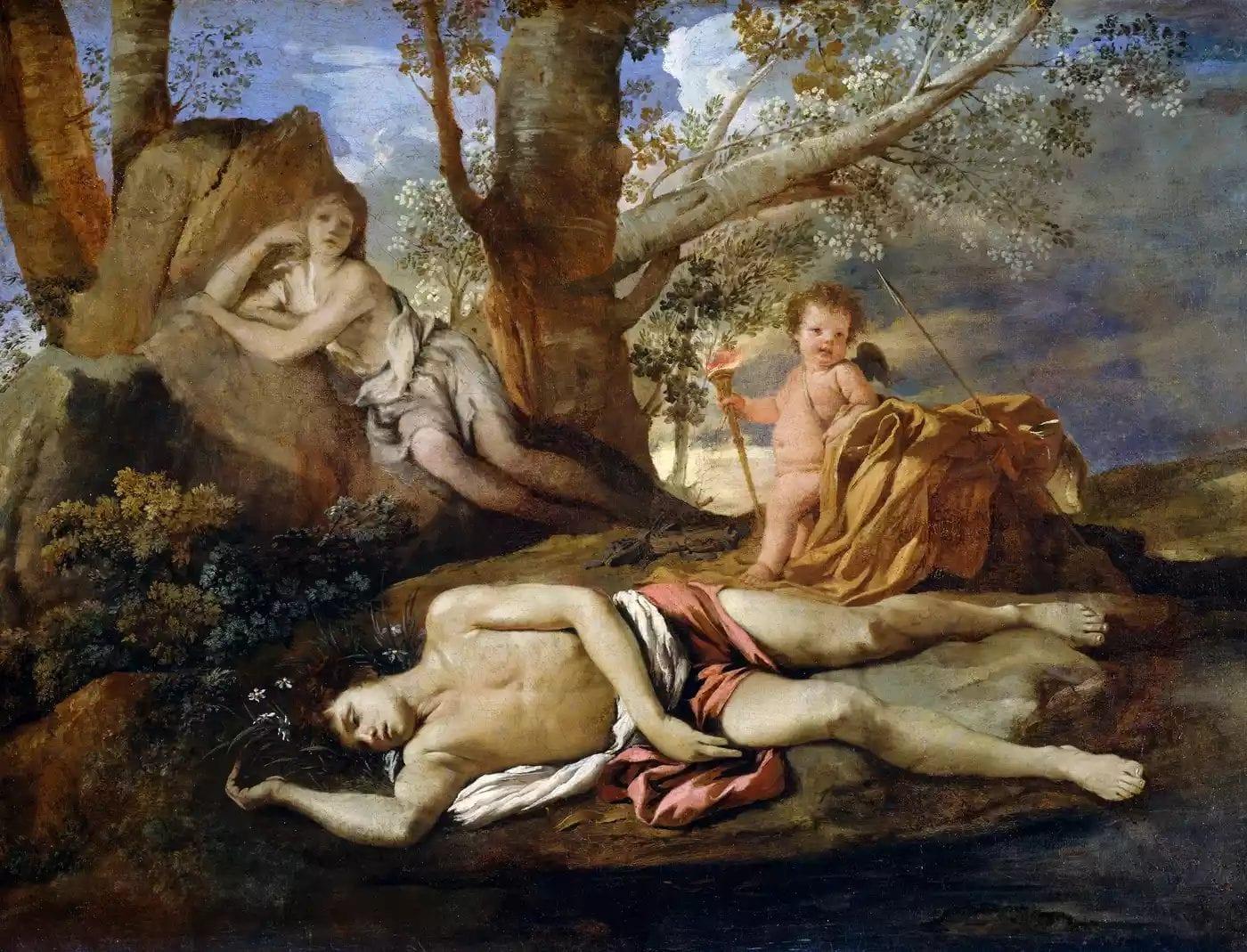 Narciso - Quem é, origem do mito de Narciso e narcisismo