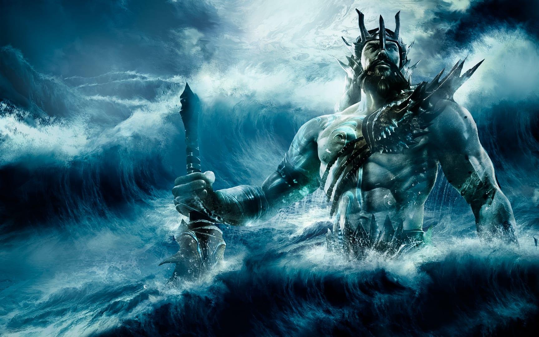 Poseidon - História, origem, poderes e família