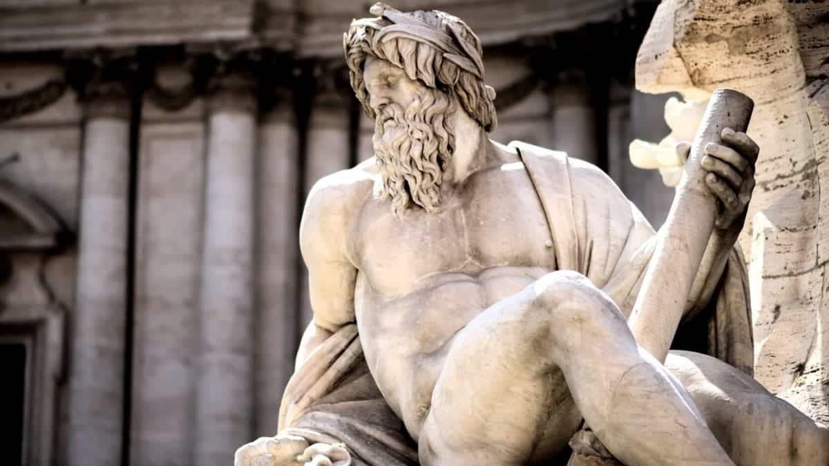 Zeus - História, poderes e personalidade