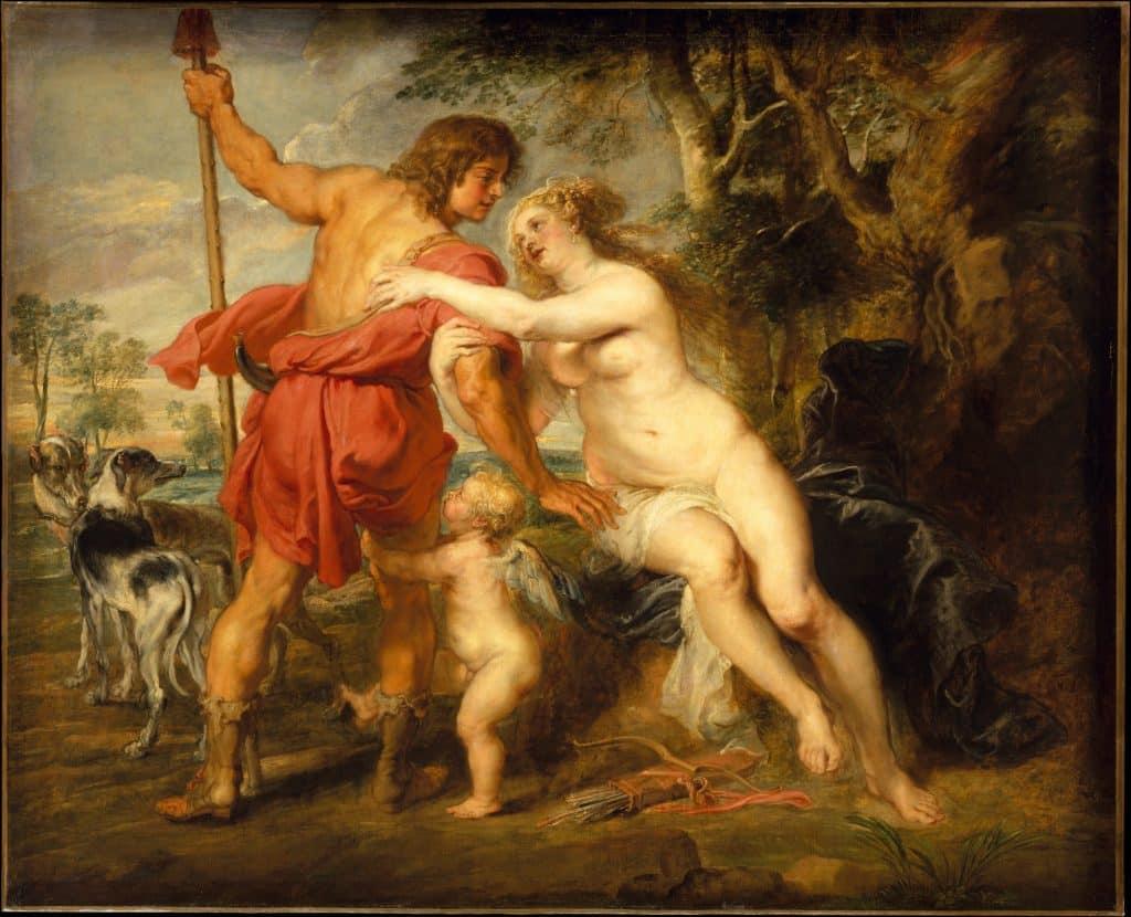 Adônis – Origem, história de amor com Afrodite e morte