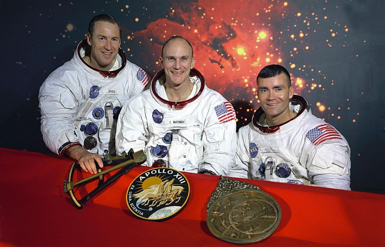 Apollo 13 - A missão que entrou para a história