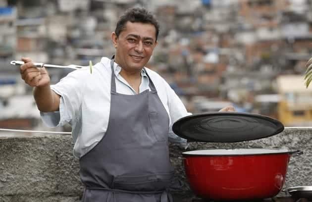 Batista - quem é o parceiro do chef Claude? Vida e carreira na cozinha