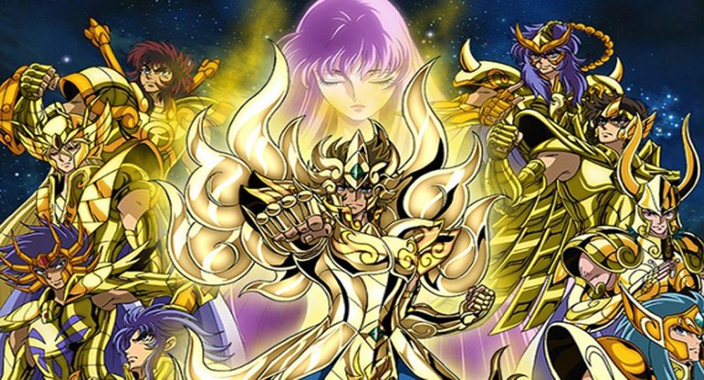 Cavaleiros do Zodíaco - a cronologia definitiva da franquia animada