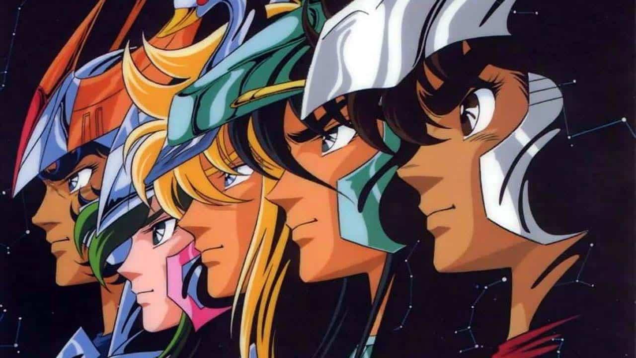 Cavaleiros do Zodíaco - Cronologia definitiva da franquia animada