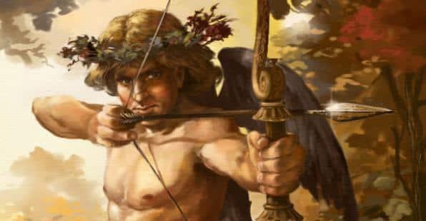 Eros - quem foi, origem e curiosidades sobre o deus do amor