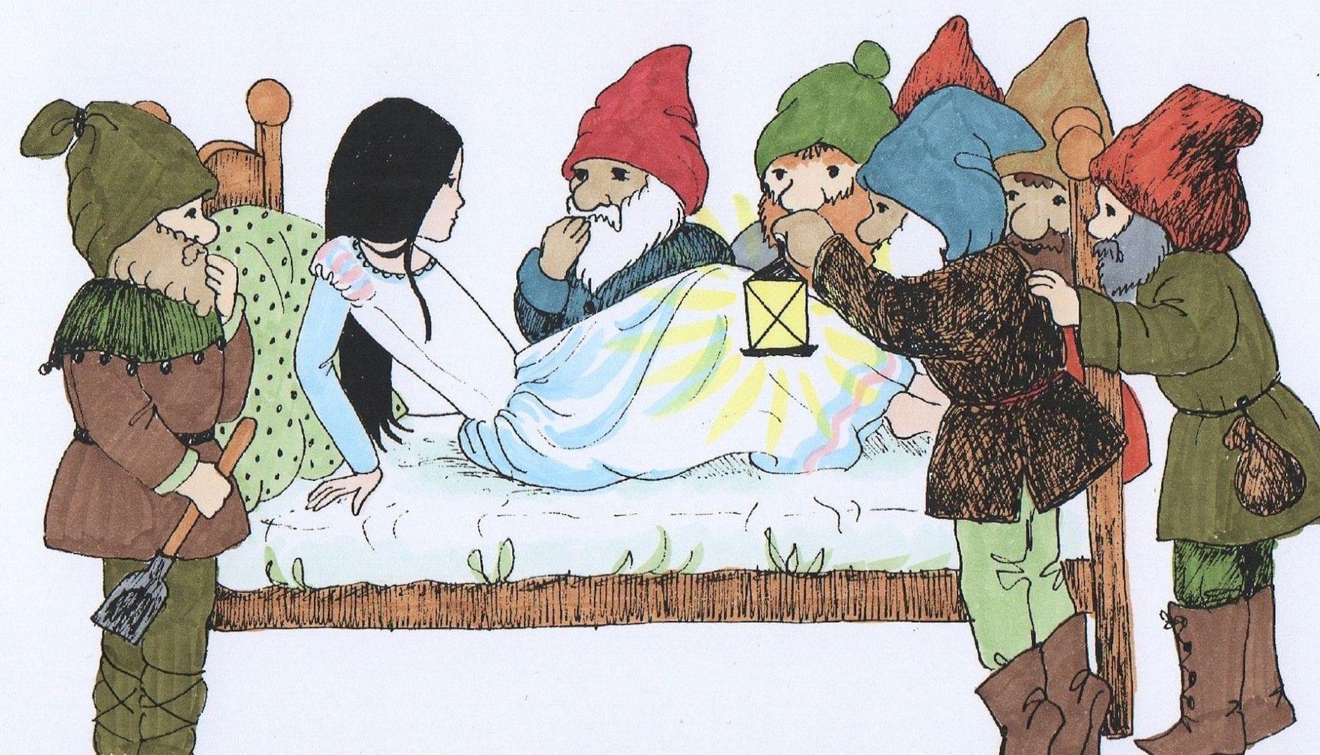 História da Branca de Neve e suas versões