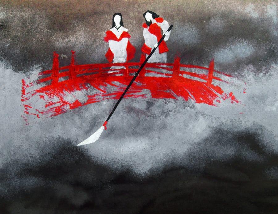 Mitologia japonesa - origem do mundo de acordo com lendas do Japão