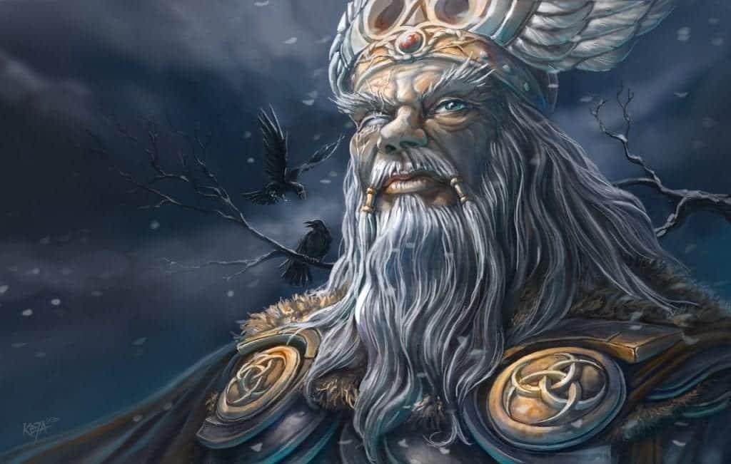 Quem foi Odin, a vida e a história desse deus nórdico