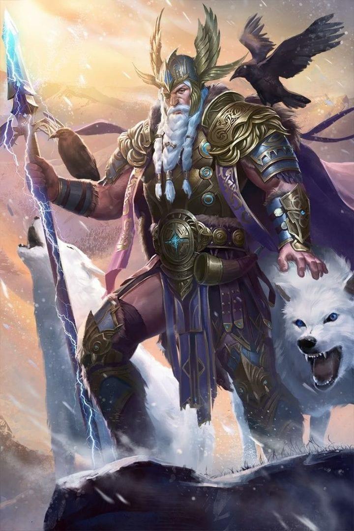 Odin - História e poderes do pai de todos
