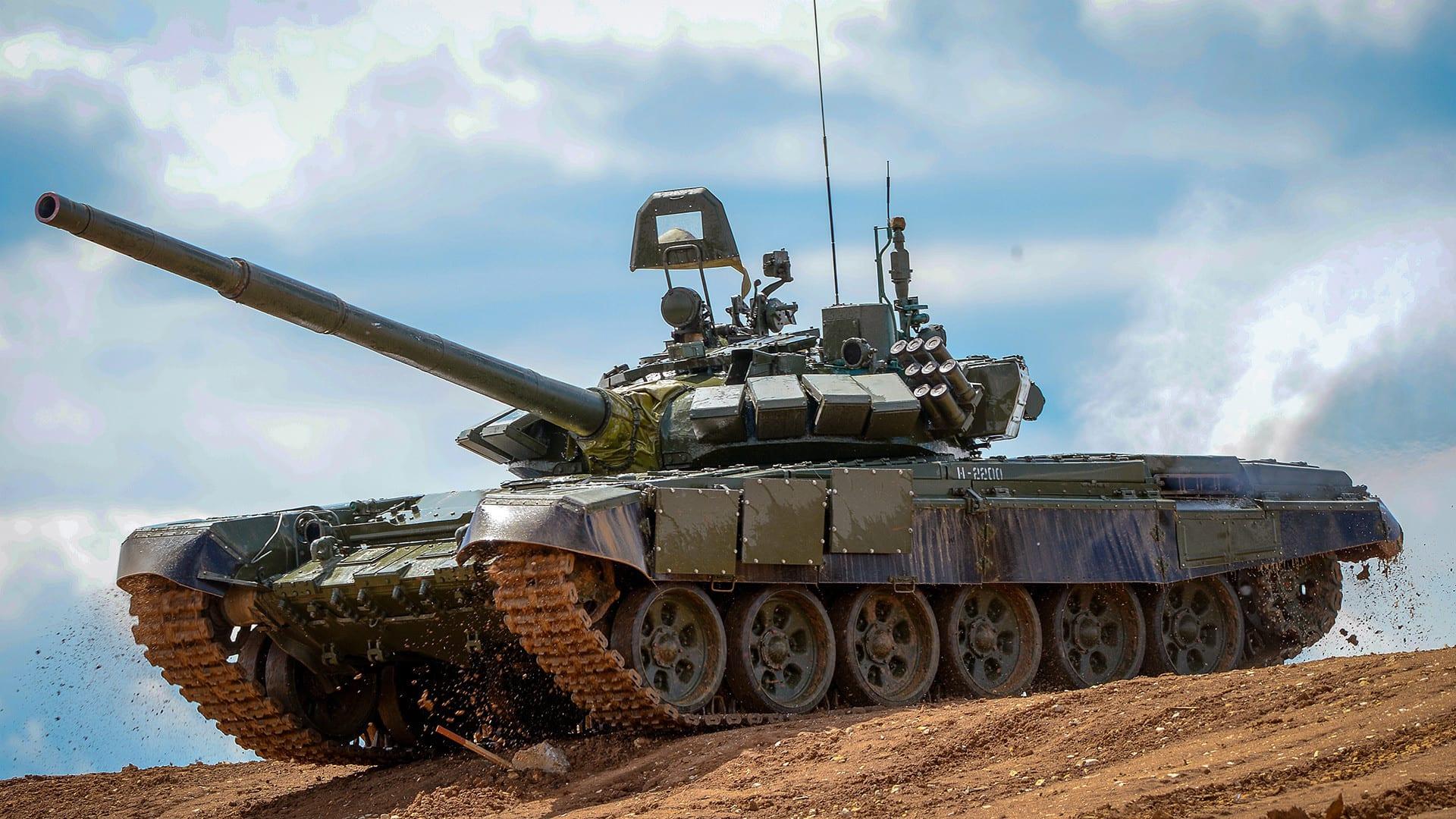 Tanque de guerra - Criação, modernização e funcionamento