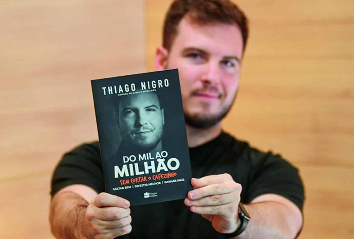 Thiago Nigro - história e como surgiu O Primo Rico
