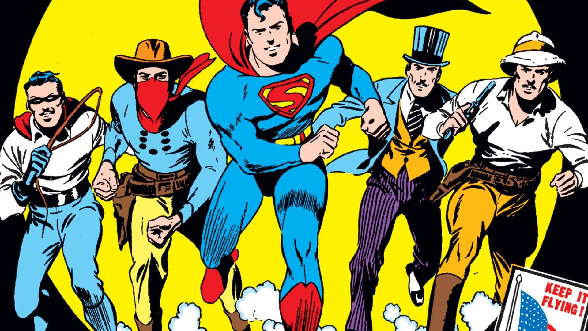 DC Comics - origem e história da editora de quadrinhos