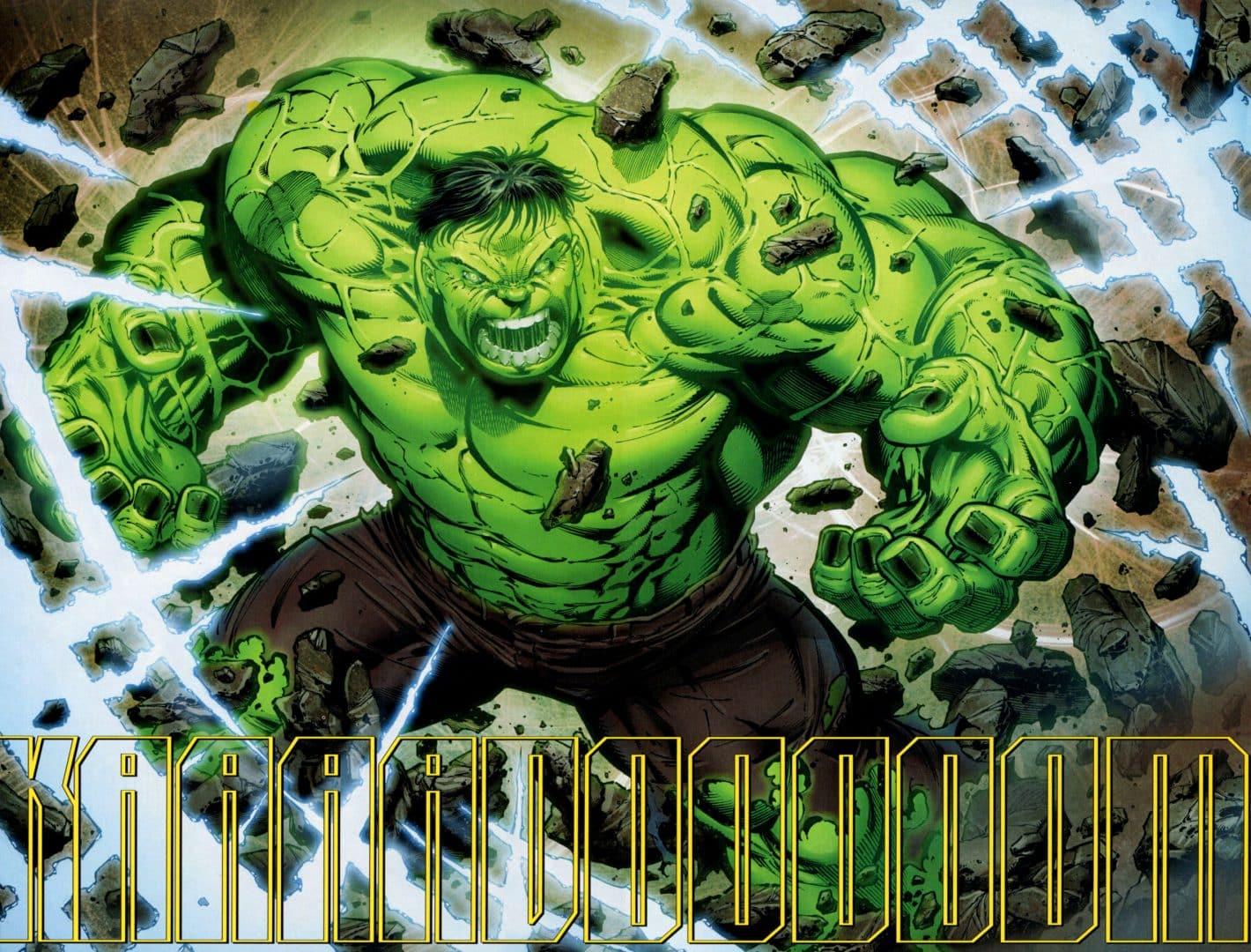 Hulk - Origem, características e poderes do Gigante Esmeralda