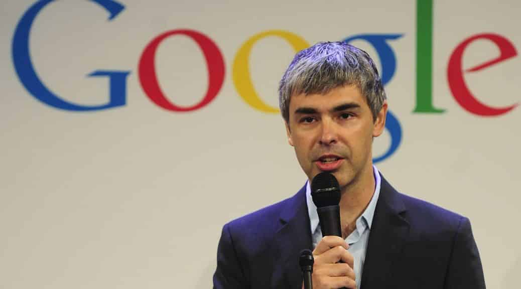 Larry Page - História do primeiro diretor e co-criador do Google